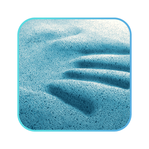 AIR COOL MEMORY FOAM